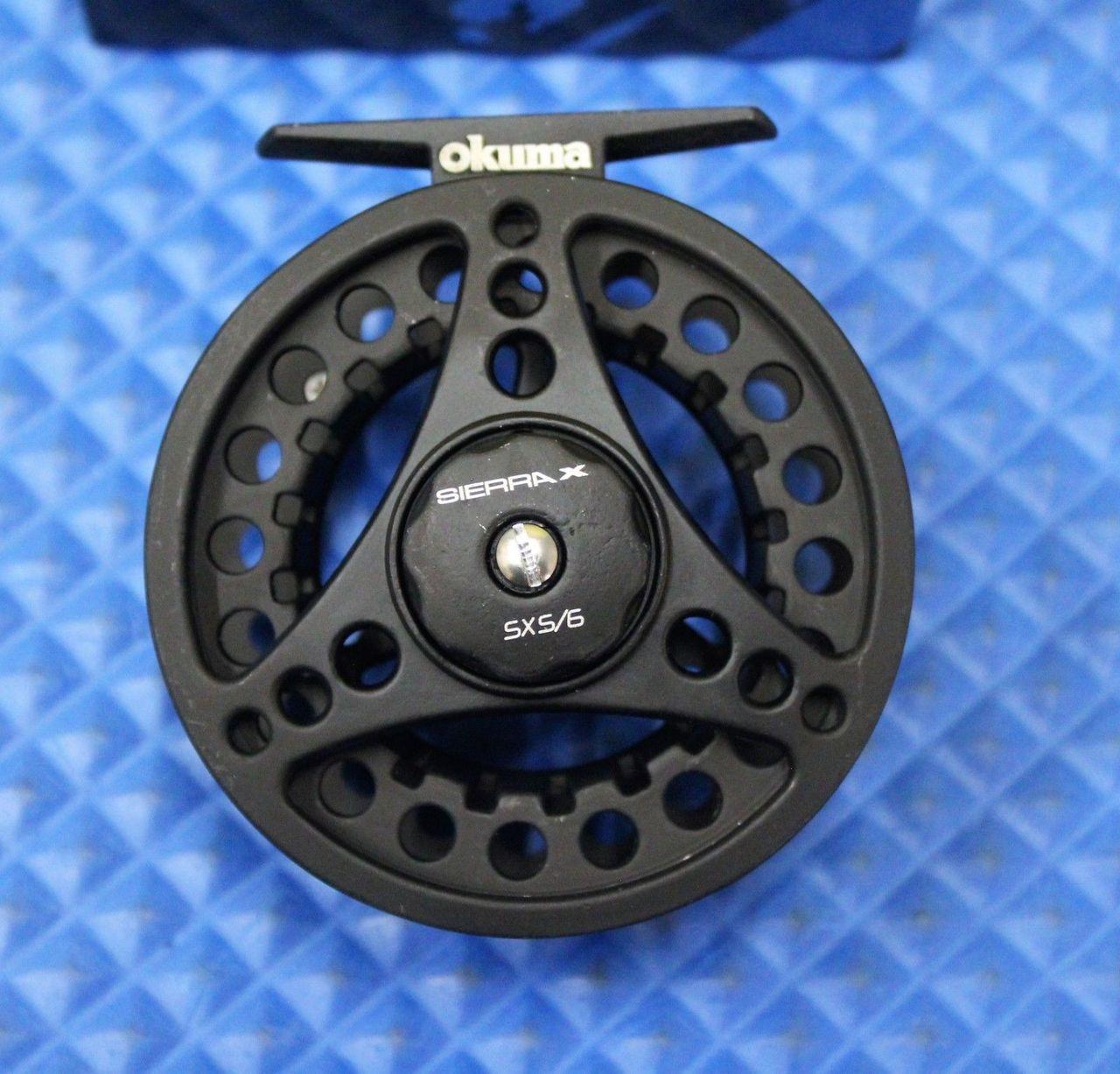 Sierra-X Fly Reel SX-5/6