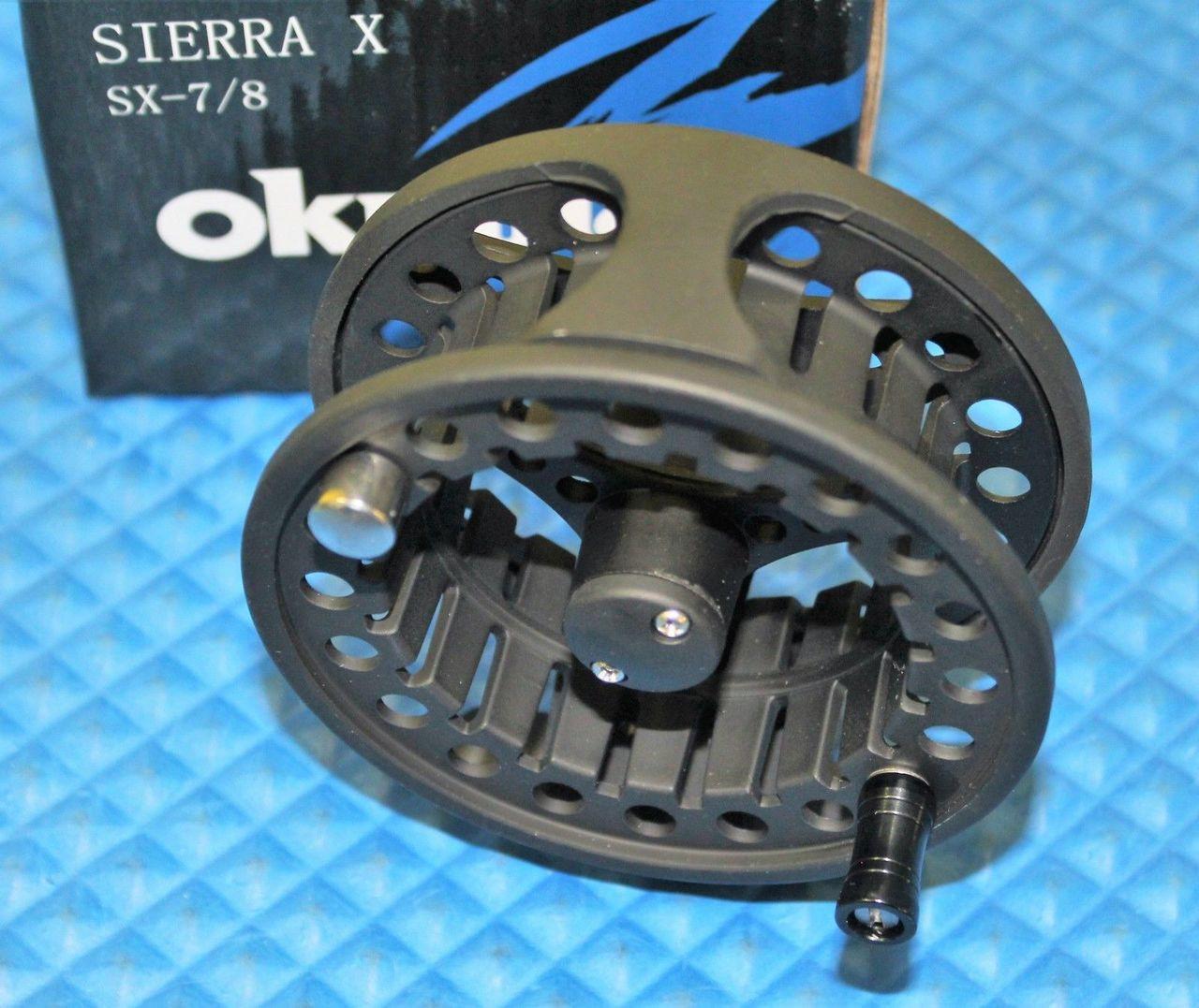Sierra-X Fly Reel SX-7/8