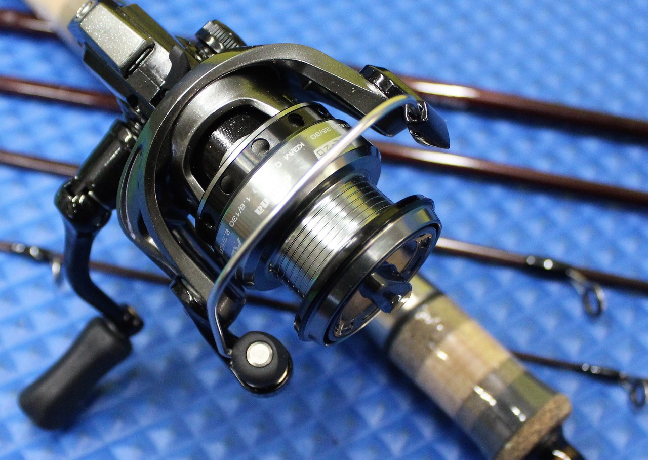 "Okuma Voyager Select Spinning Travel Kit Combo 6' 0"" Rod Medium ATE-20 Reel VSX-605M-20"