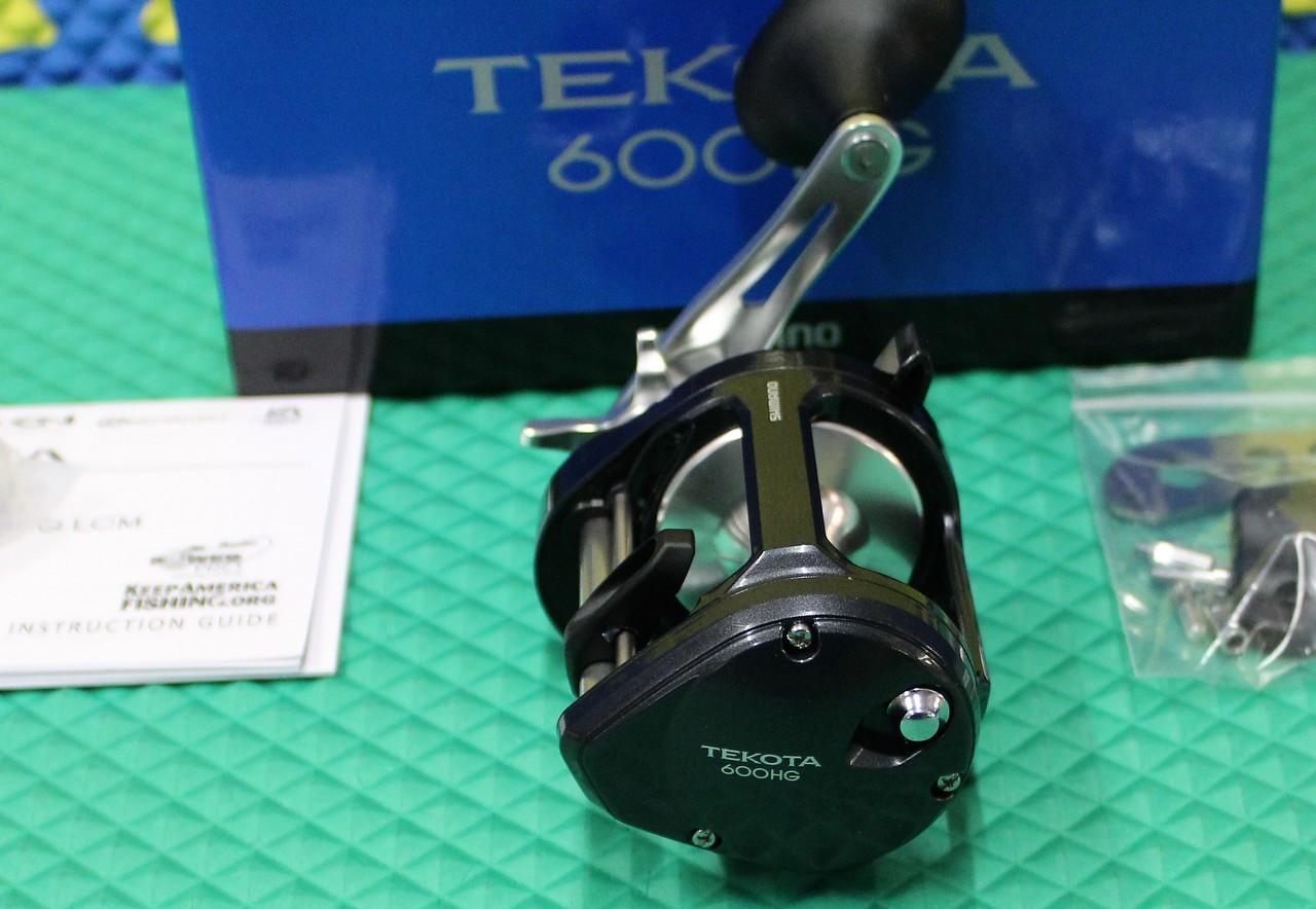 TEK600HGA Right Handed