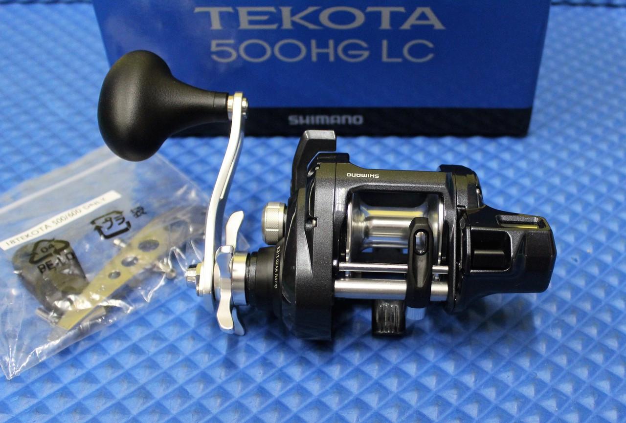 TEK500HGLCA Right Handed
