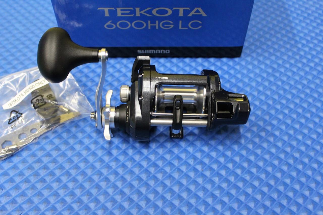 TEK600HGLCA  Right Handed