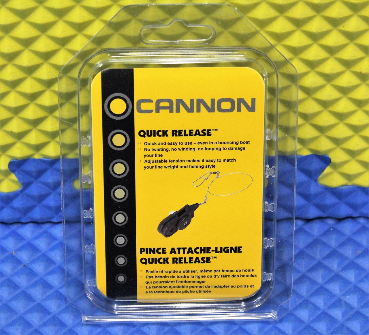 LOT OF 2 CANNON DOWNRIGGER ADJUSTABLE LINE RELEASES UNI-LINE BRAND NEW 2250009