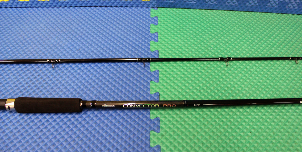 CPS-DD-1062MH Diver Rod