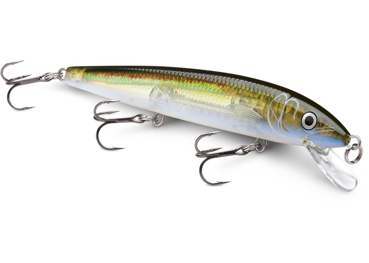 Rapala Husky Jerk HJ12 fishing lures original assortment of colors