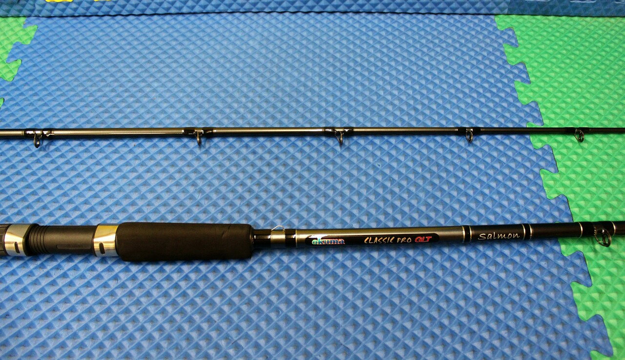 CP-C-862MH Salmon Rod