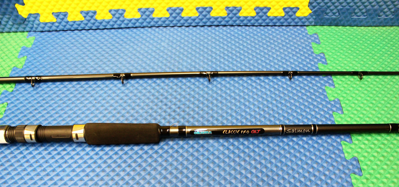 CP-C-902MH Salmon Rod