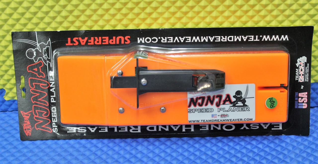 Dreamweaver Ninja Speed Planer Board RIGHT NJ911-R