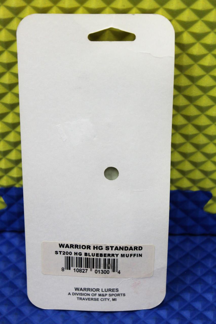 Warrior Standard/Magnum 3 Hour Hot Glow