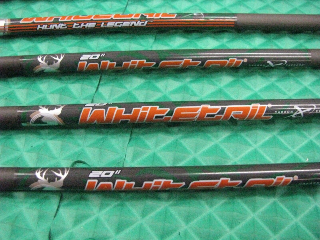 Carbon Express  Whitetail   Crossbow Bolts  CHOOSE YOUR LENGTH!