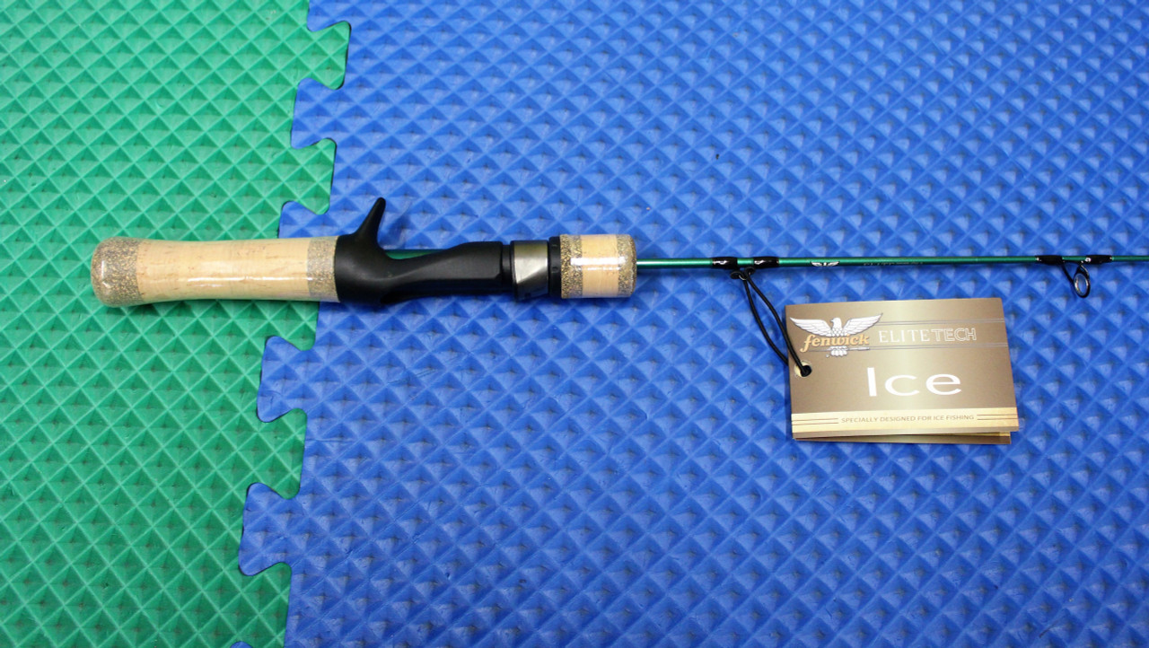 Fenwick Elite Tech Ice Fishing Casting Rod ETICE30M-C 1365822