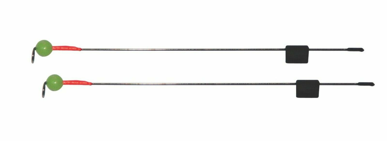 Clam Nitinol Spring Bobbers Ultra 2-Pack Item 9576