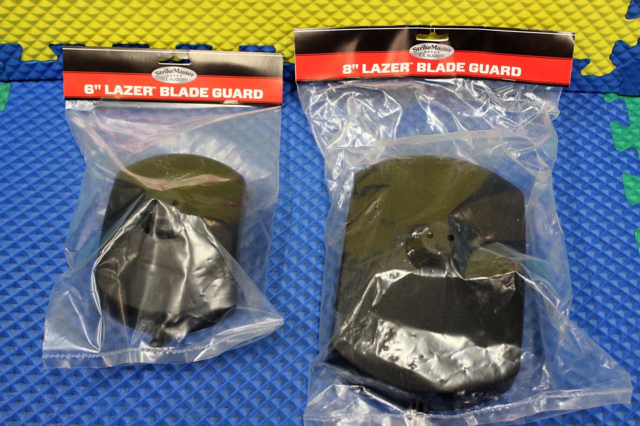 "StrikeMaster Lazer Auger Blade Guard 6"" OR 8"" CHOOSE YOUR SIZE!!"
