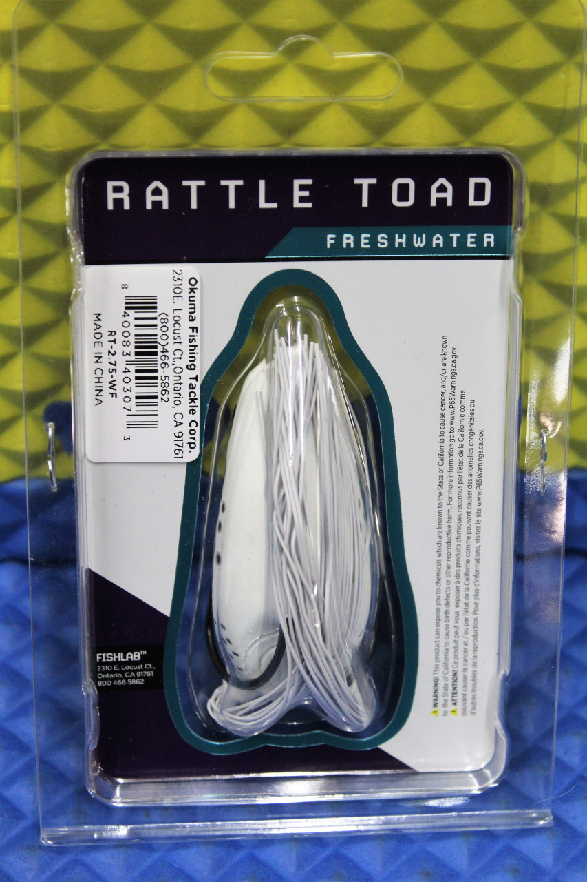 RT-2.75-WF White Frog
