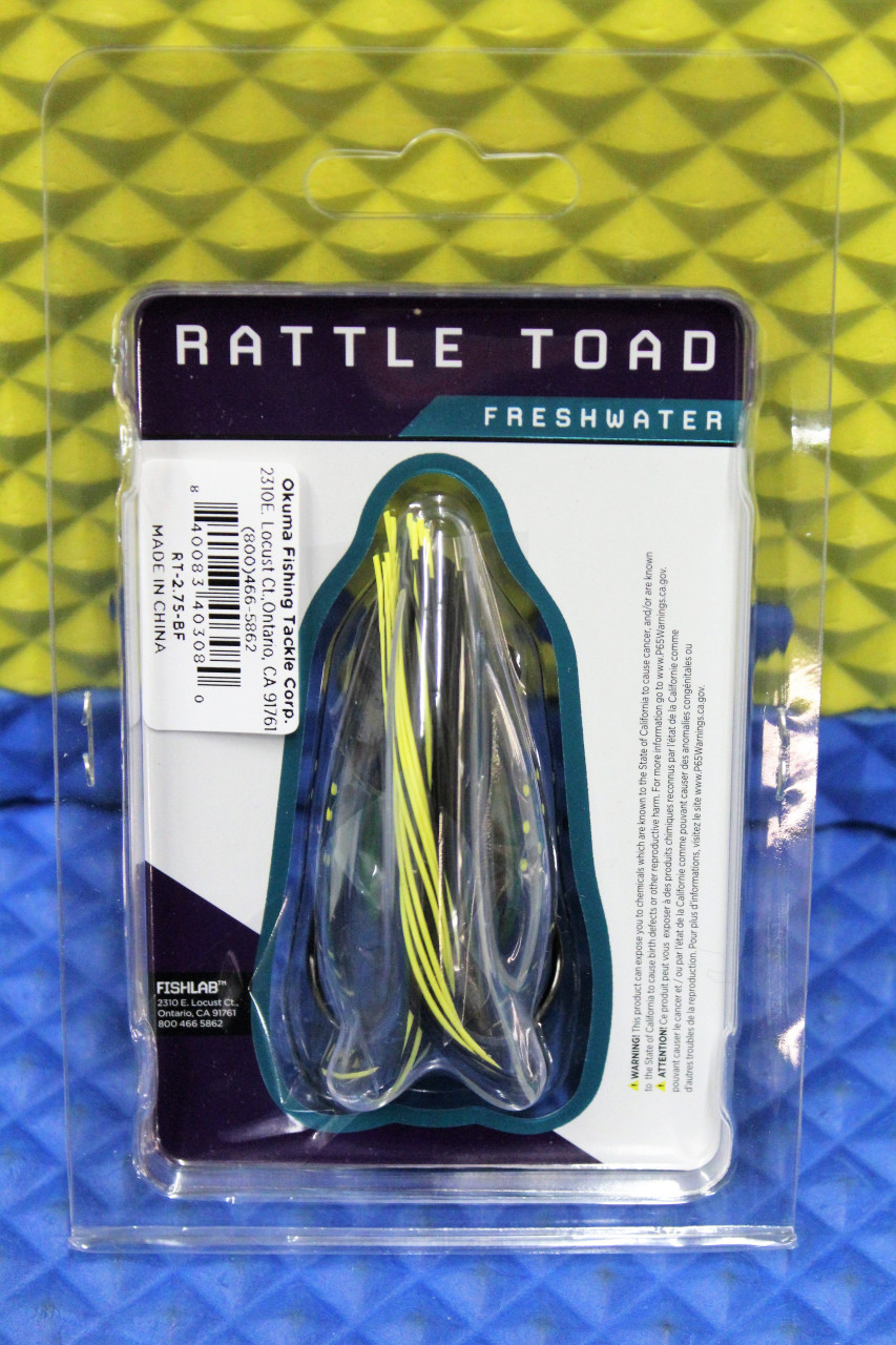 RT-2.75-BF Black Frog