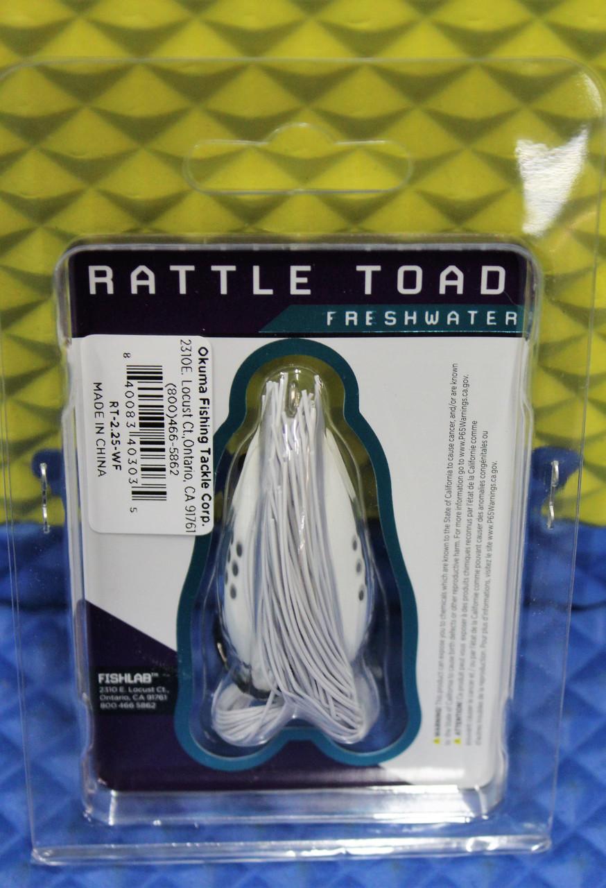 RT-2.25-WF White Frog