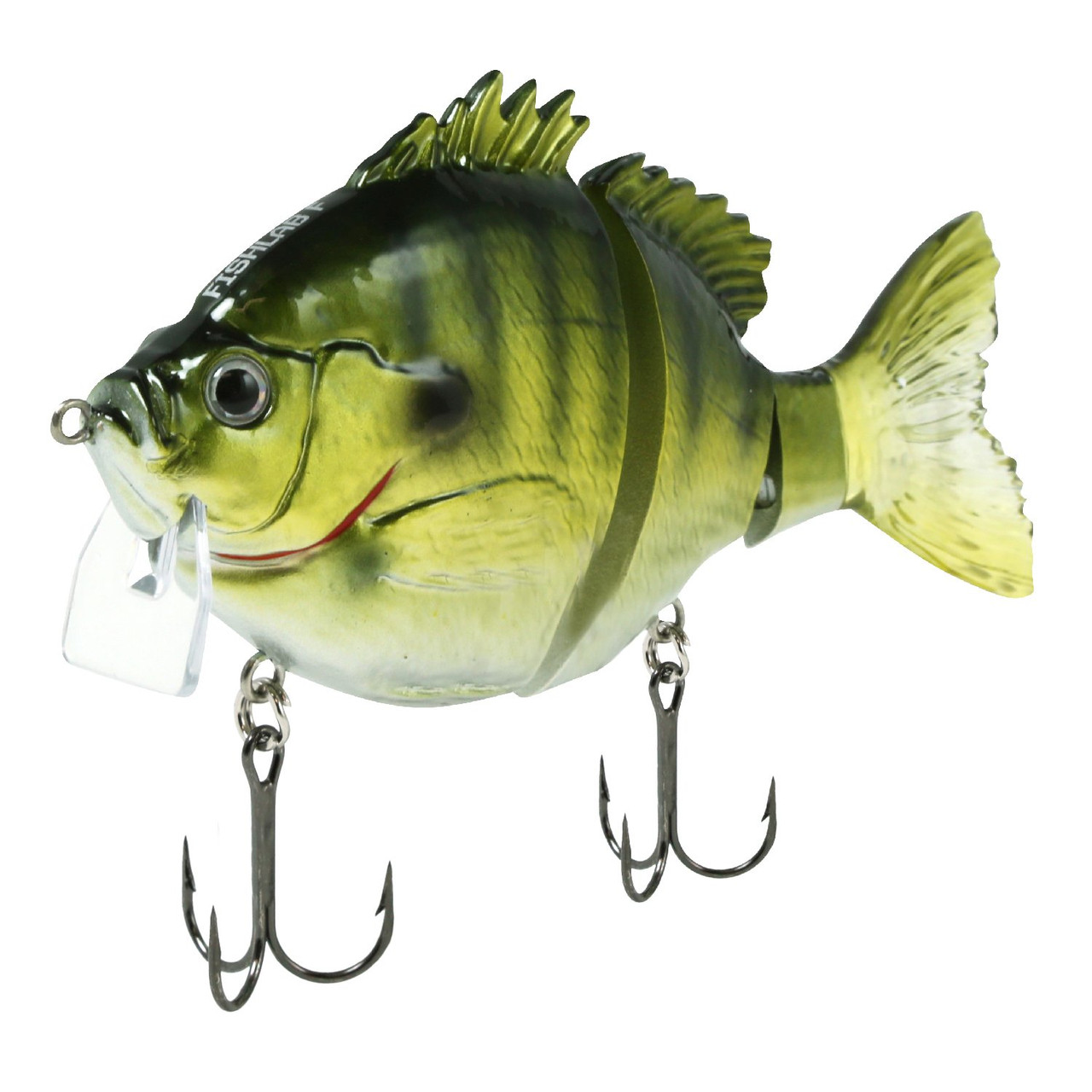 BGW-4-GB Ghost Bluegill