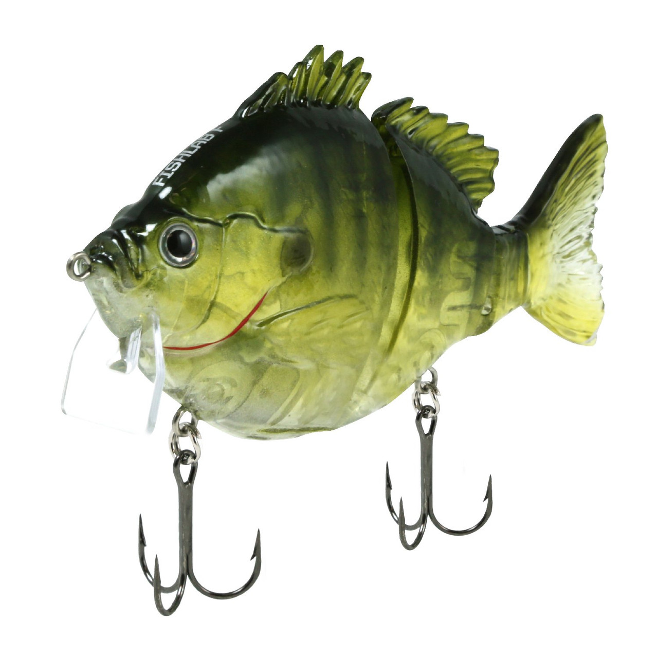 BGW-4-LB Light Blue gill