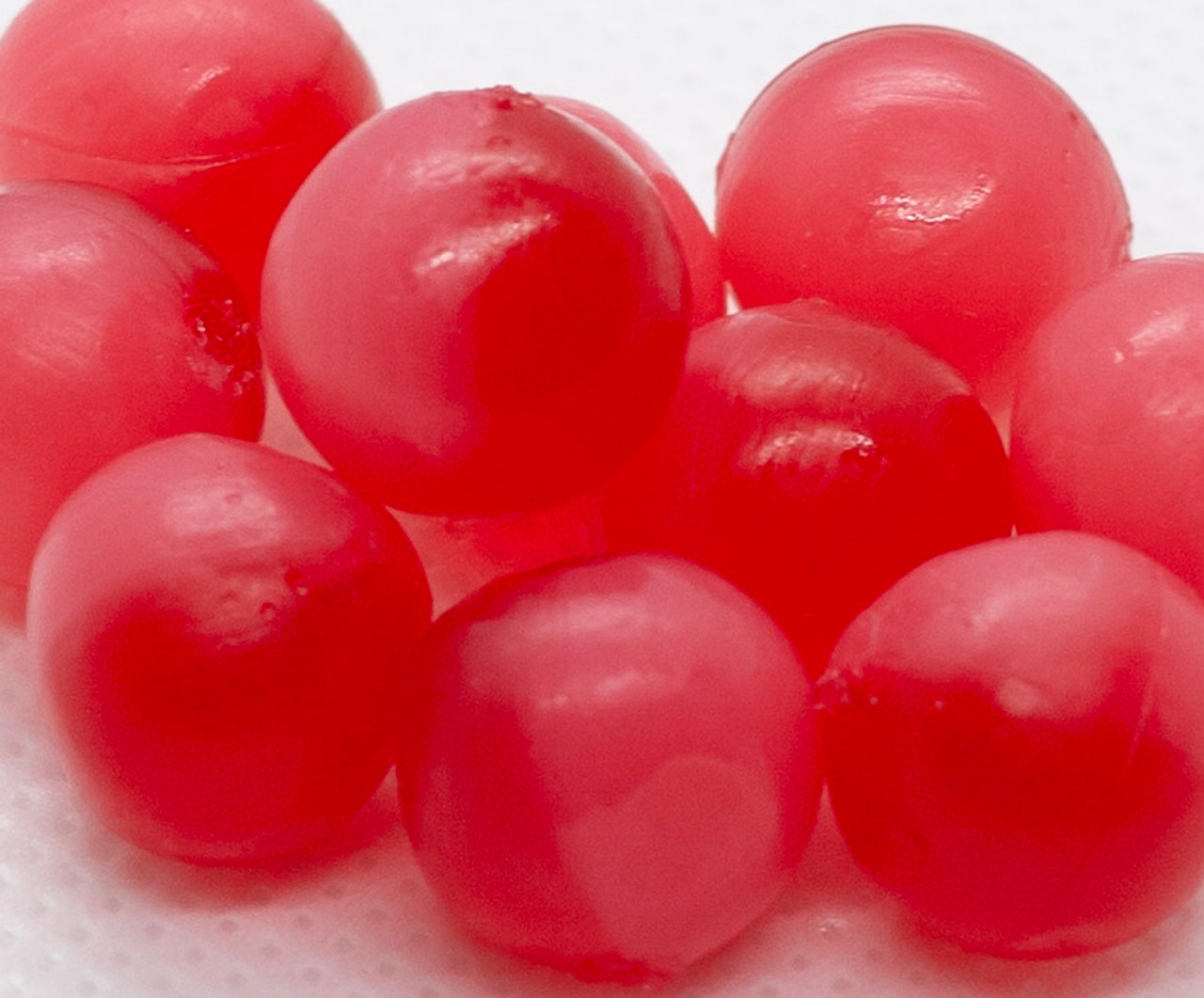 Soft Beads-50/50 Red Roe 018