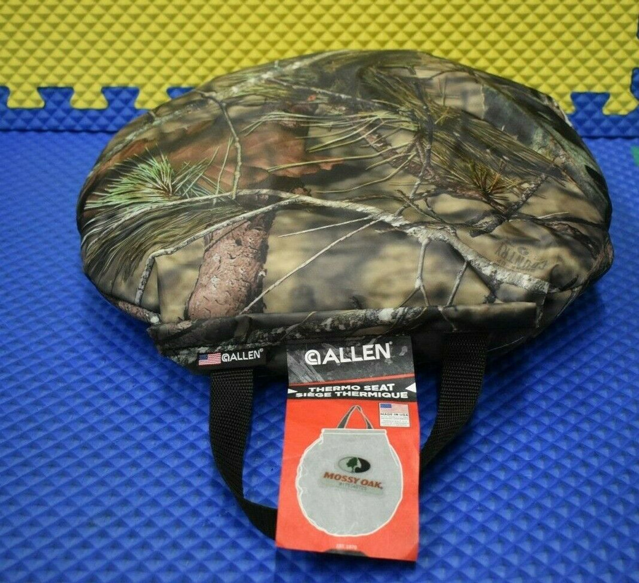 Allen Mossy Oak Break Up Country Camo Thermo Seat #112 00112
