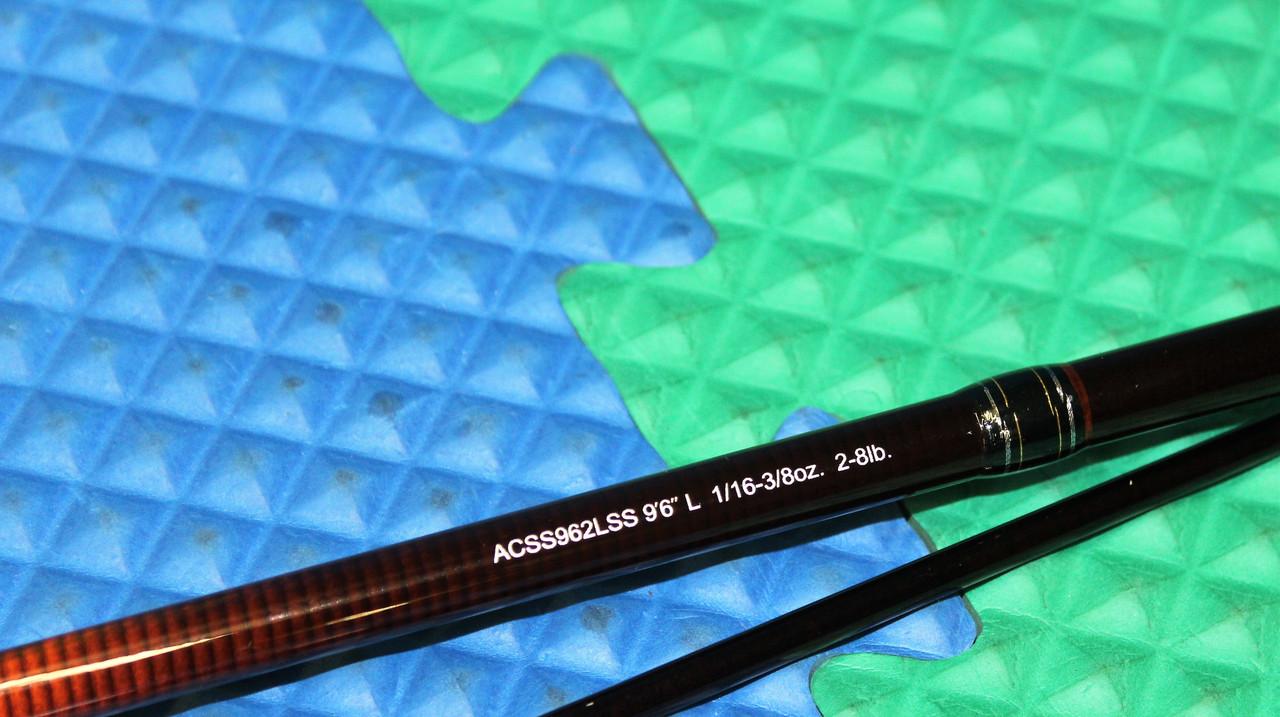 ACSS962LSS Salmon & Steelhead Noodle Rods