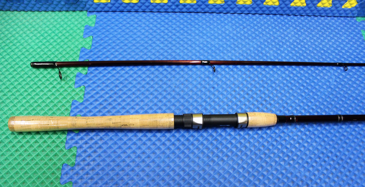 ACSS962MFS Spinning Rods