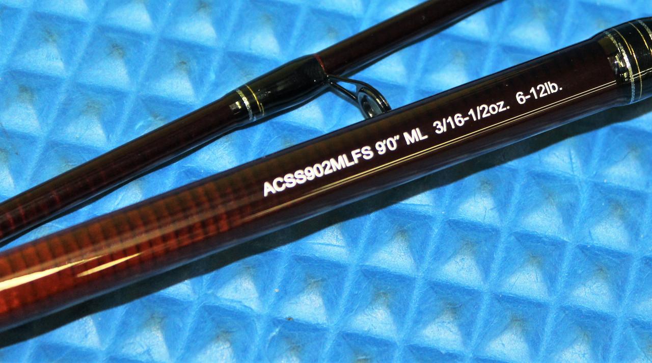 ACSS902MLFS Spinning Rods
