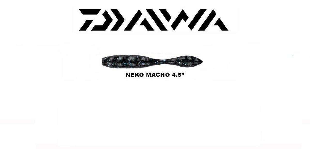 "Daiwa Gary Yamamoto CBs 10 Pk 4.5"" Neko Macho NM-4.5 Series CHOOSE YOUR COLOR"