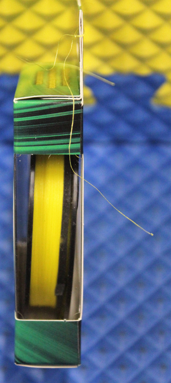 PowerPro Spectra Micro Braided Fishing Line 150 Yard Hi-Vis Yellow CHOOSE YOUR LINE WEIGHT