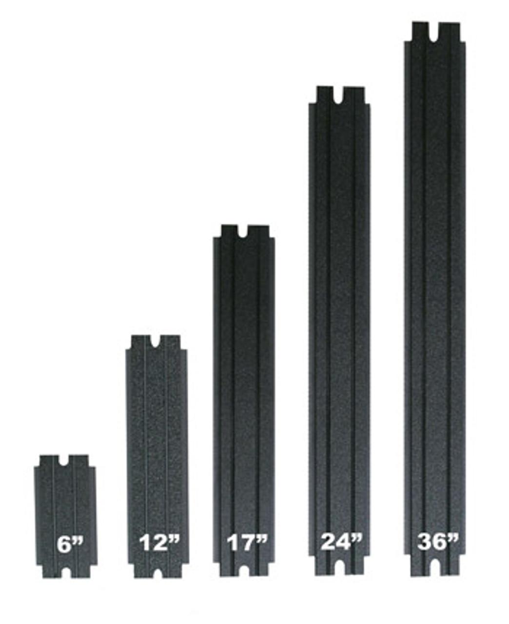 Bert's Custom Tackle Step Pads Black