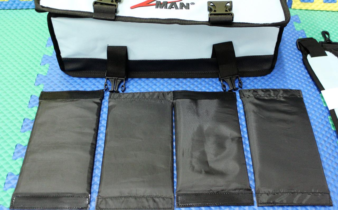 Z-Man Bait LockerZ For Elaztech Bait Storage