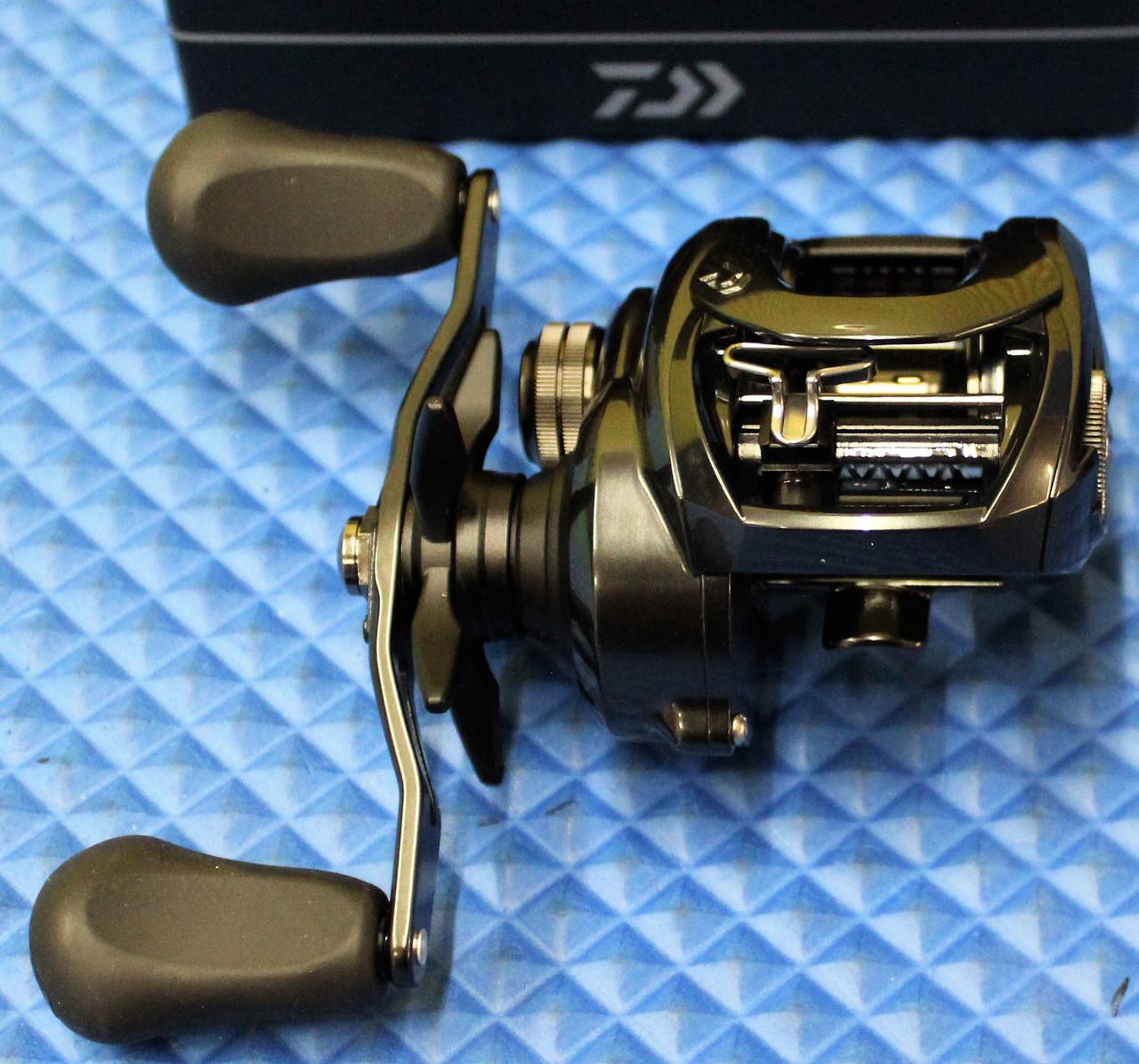 8.1:1 Retrieve Left Hand Daiwa TTU300XSL Tatula 300 Casting Reel