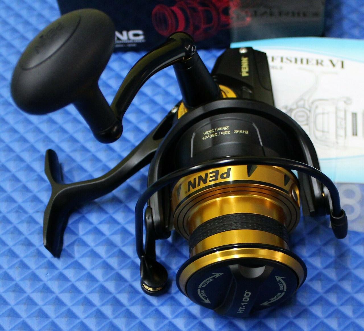 PENN Spinfisher VI Long Casting Reel SSVI5500LC 1481271