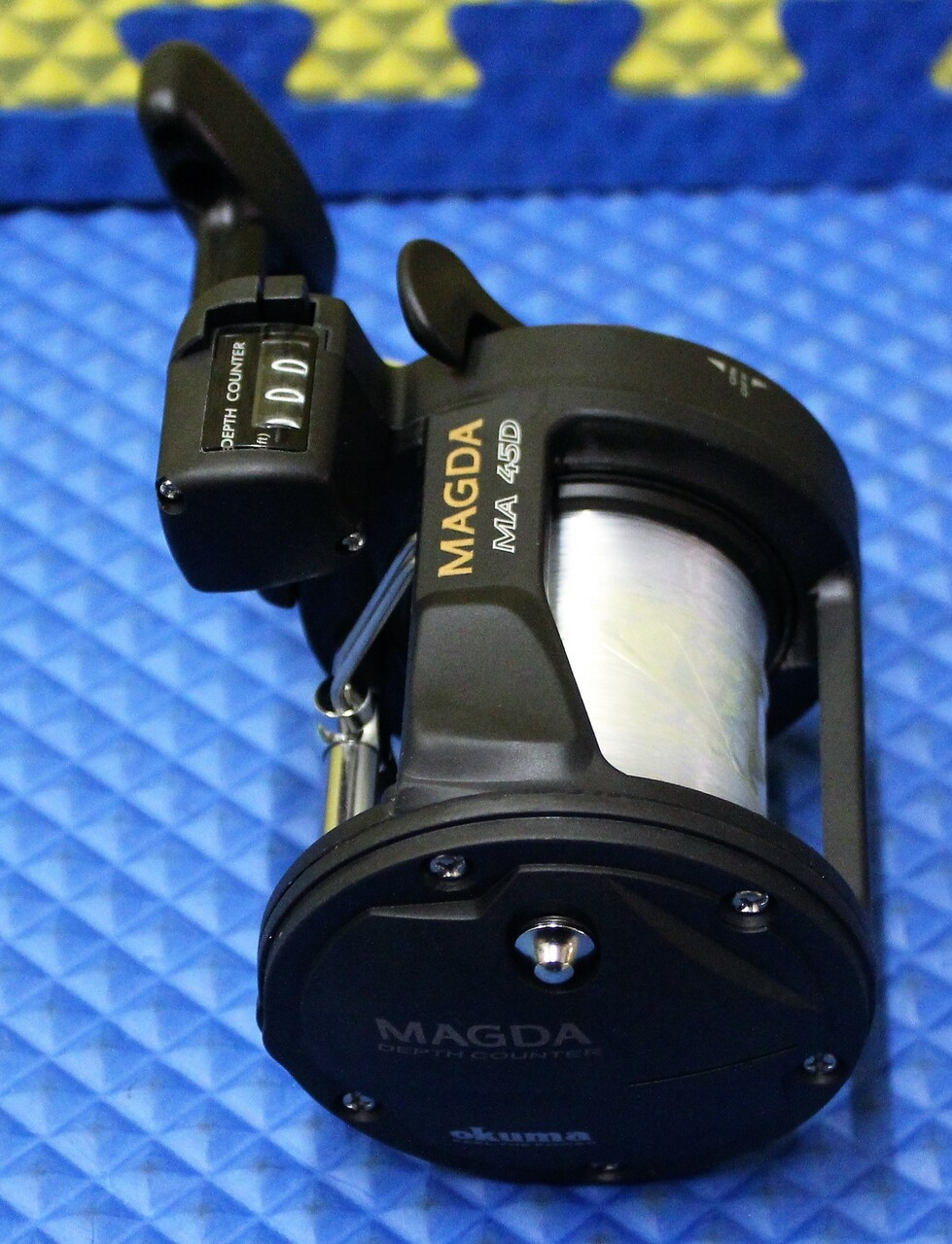 Magda MA 45D With 17lb/570yd Mono