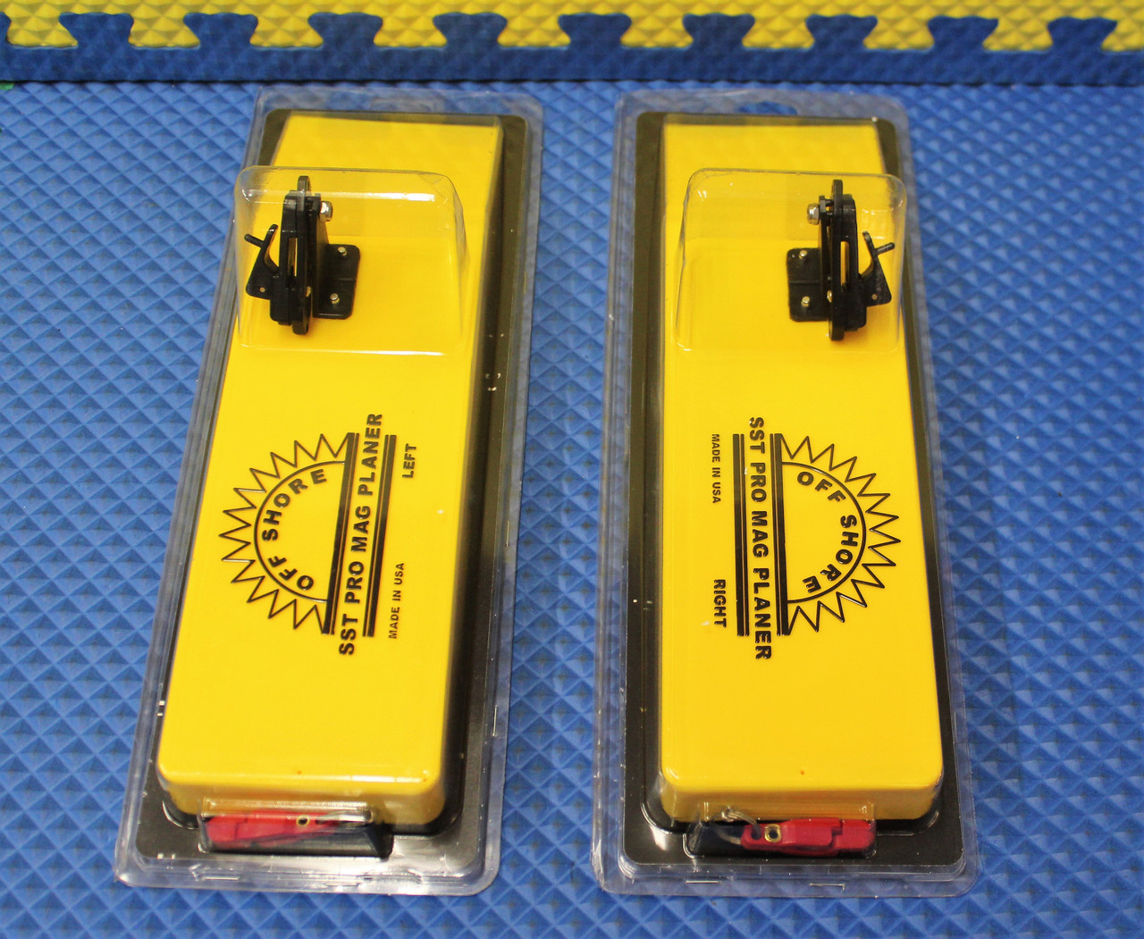 Off Shore Tackle SST Pro Mag Planer Yellow OR37 CHOOSE YOUR MODEL!