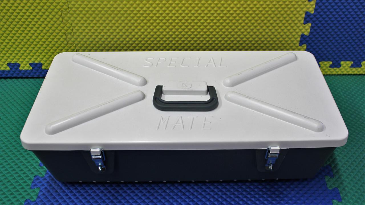 "5"" Spoon Box #5225 GRAY"