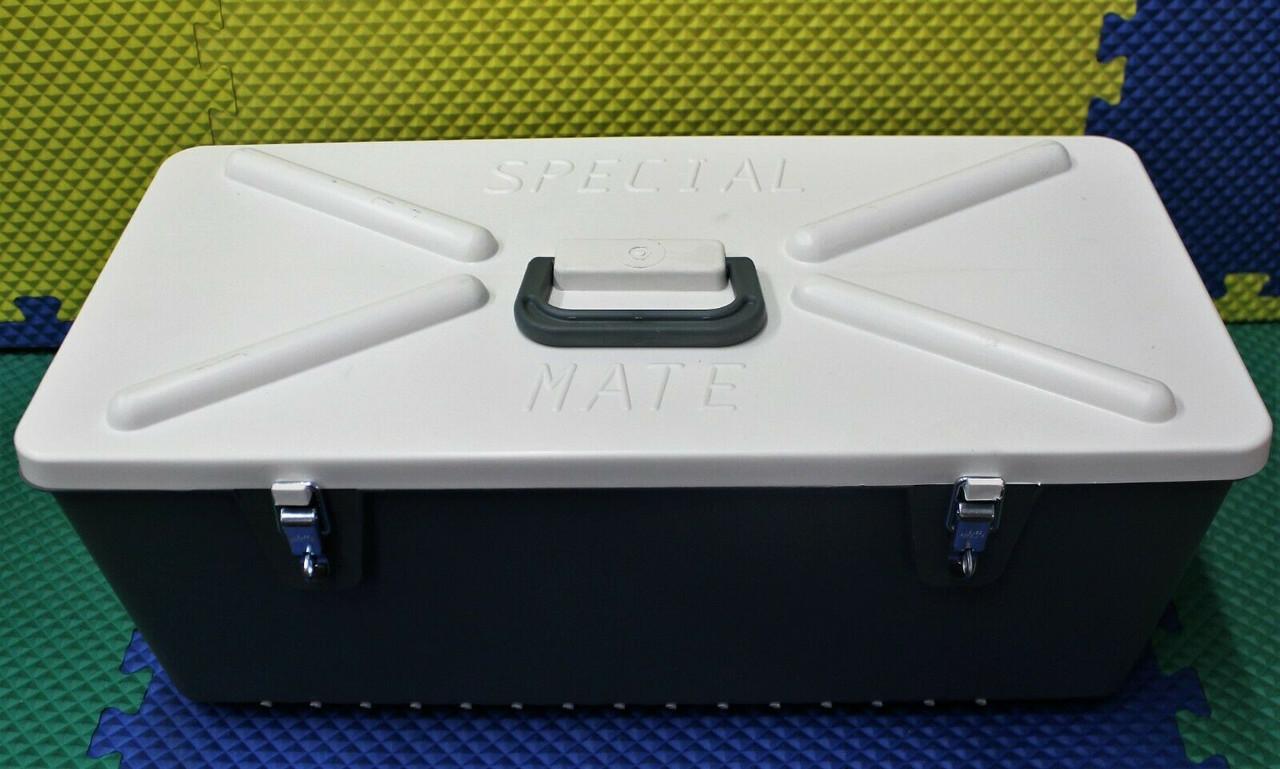 "8"" Plug Box #8128 GRAY"