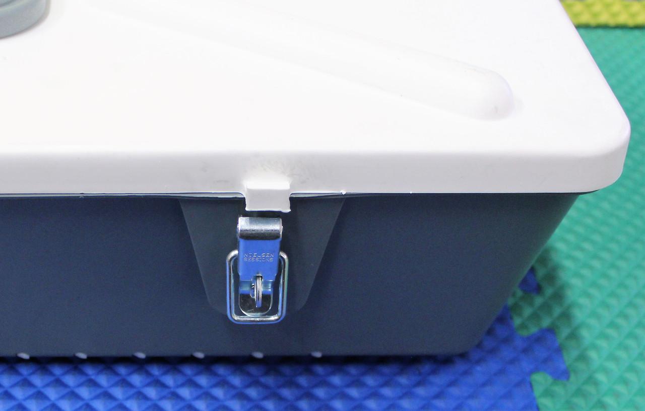 "5"" Plug Box #5128 GRAY"