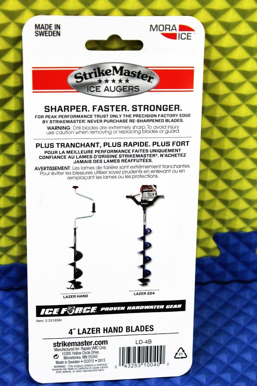 StrikeMaster Mora Auger Blade Guards CHOOSE SIZE