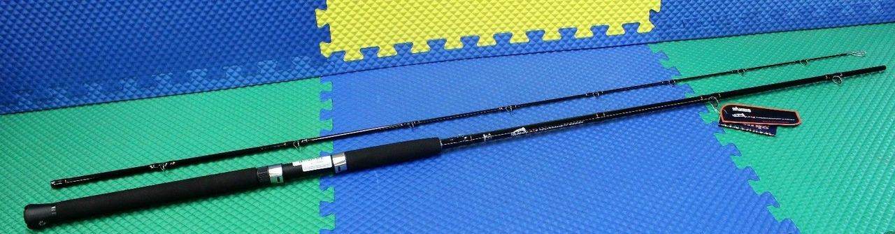"Okuma White Diamond Dipsy Diver Rod 10/' 6/"" Medium 2-Pc WD-DD-1062M"