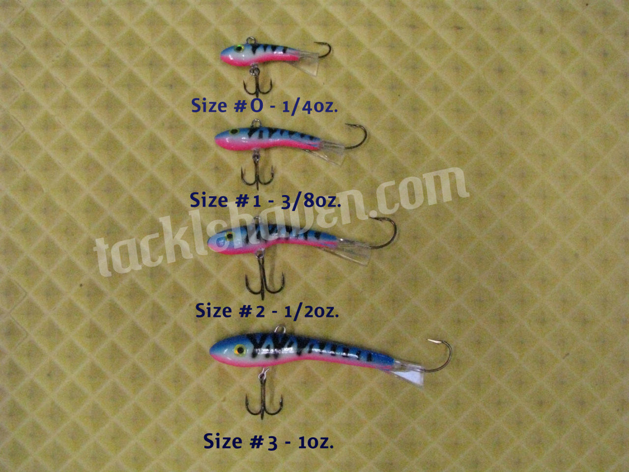 Moonshine Lures Shiver Minnow Series