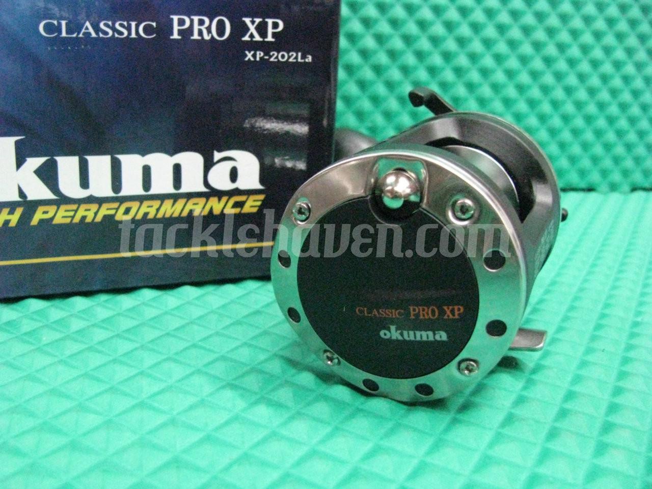 49690 Okuma Classic Pro XP-302La Reel