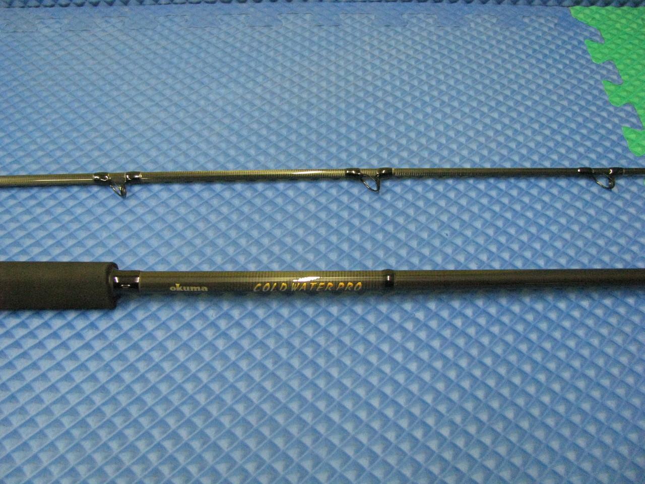 Okuma Coldwater Pro Trolling rod 9'