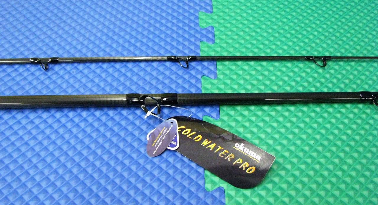 Okuma Coldwater Pro Trolling rod 10'