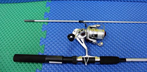 "Okuma Boundary Spinning Combo 6' 0"" Rod BD20 Reel B-S-602-20"