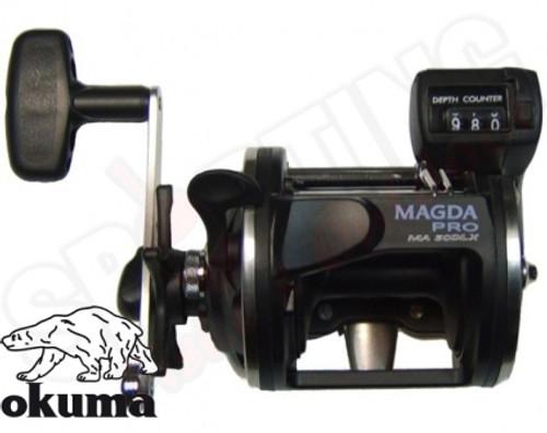 Okuma Magda Pro Line Counter Reels DX Series & DLX