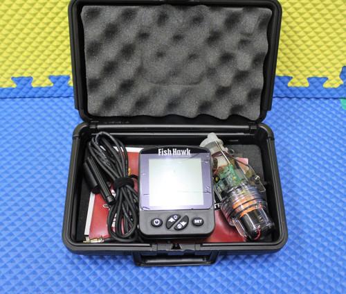 Fish Hawk Electronics Wireless Portable System Fish Finder X2