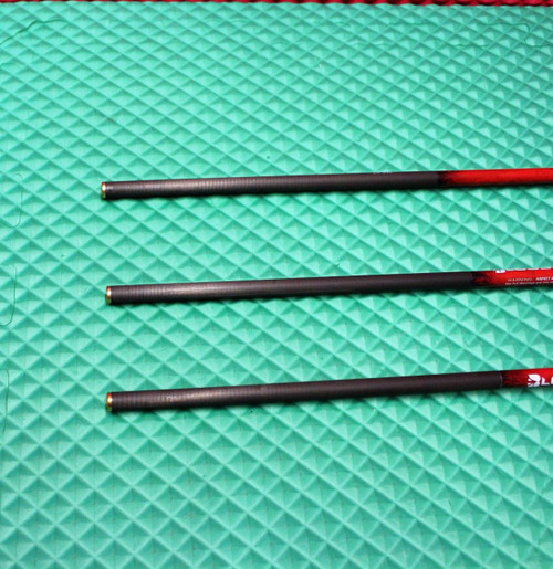 "Bloodsport Hunter CB Carbon 20"" Arrow 300 Grain 3-Pack W/W/R BLDH2036"