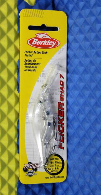 Berkley Flicker Shad Medium Dives 11'-13' Size 7 FFSH7M Series CHOOSE YOUR COLOR!