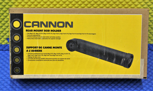 Cannon Downrigger Accessories Rear Mount Rod Holder 1907070